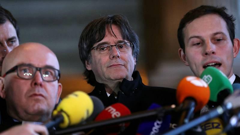 14 horas - La justicia belga aplaza a febrero la decisión sobre la extradición de Puigdemont - Escuchar ahora