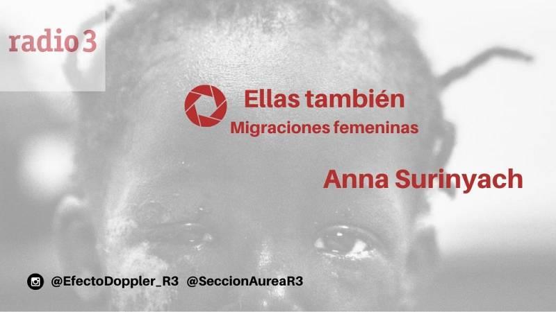 Efecto Doppler - Sección Áurea - Anna Surinyach - Escuchar ahora