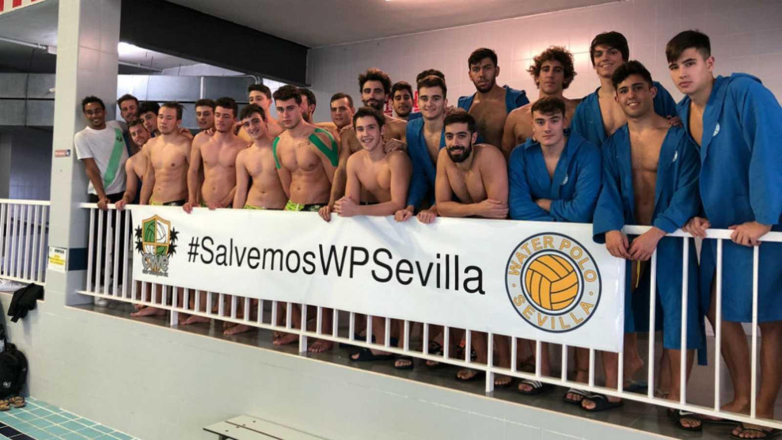 Por los niños, salvemos el Club Waterpolo Sevilla - Escuchar ahora