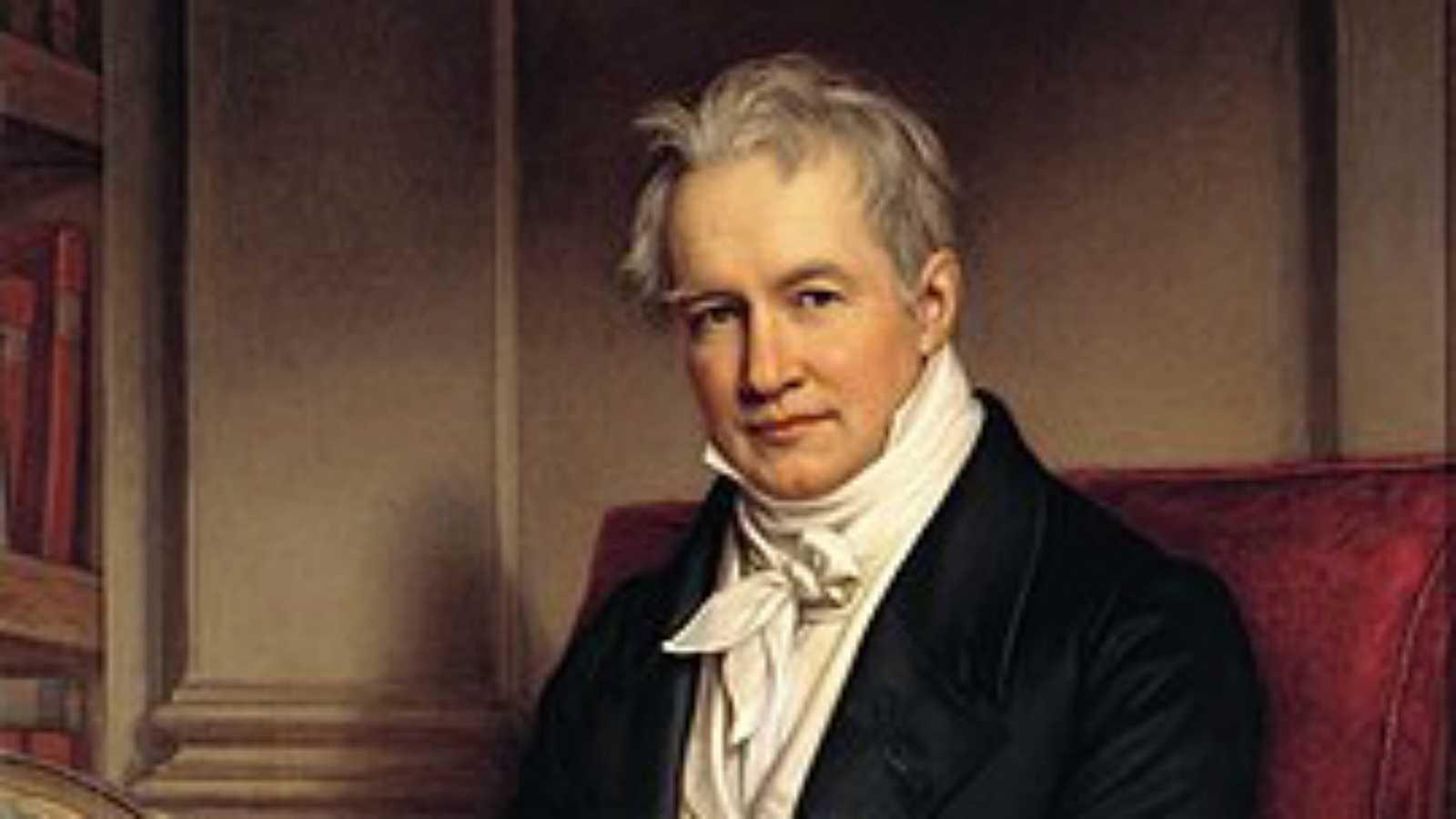 Reserva natural - Entrevistamos a Alexander von Humboldt - 18/12/19 - Escuchar ahora