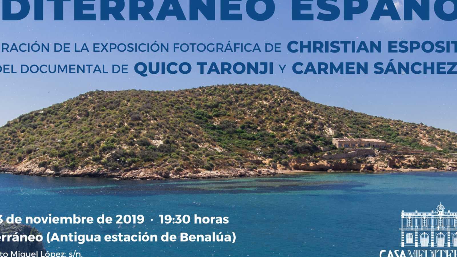 El mundo desde las Casas - Islas menores del Mediterráneo español - 19/12/19 - Escuchar ahora