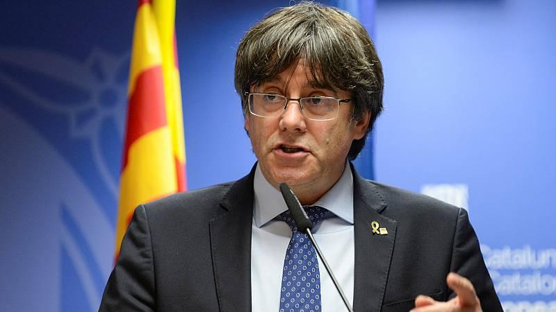 "24 horas - Puigdemont: ""Es urgente que se libere a Junqueras"" - Escuchar ahora"