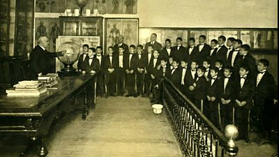 Documentos RNE - El Colegio de San Ildefonso, cinco siglos cantando - 20/12/19 - escuchar ahora