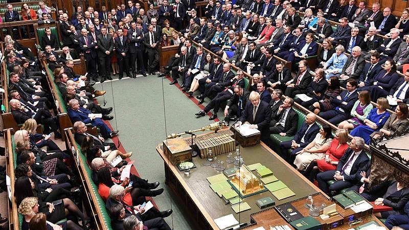 Boletines RNE - El Parlamento británico aprueba el acuerdo del 'Brexit' - Escuchar ahora