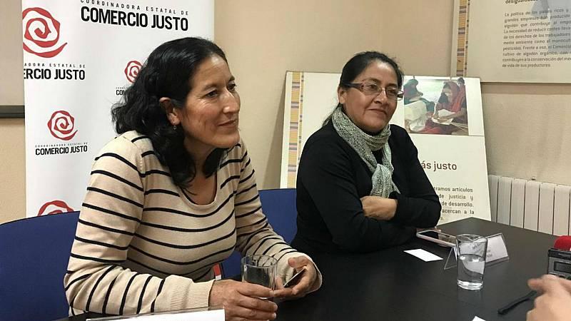 Solidaridad - Comercio Justo para la Navidad - 21/12/19 - Escuchar ahora