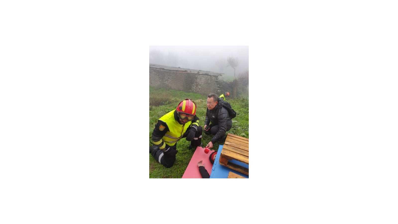 Sin atajos - Medicina y auxilio en montaña, esos sanitarios escaladores - 23/12/19 - escuchar ahora