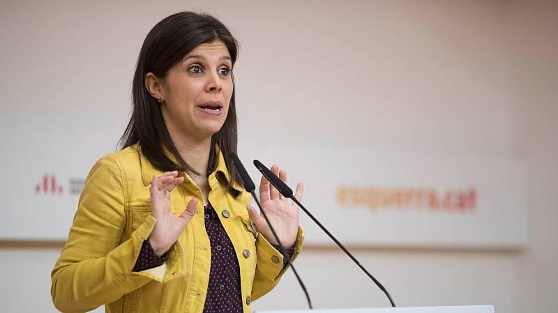 14 horas - ERC mantiene contactos con el PSOE, pero no se moverá hasta escuchar a la Abogacía - Escuchar ahora