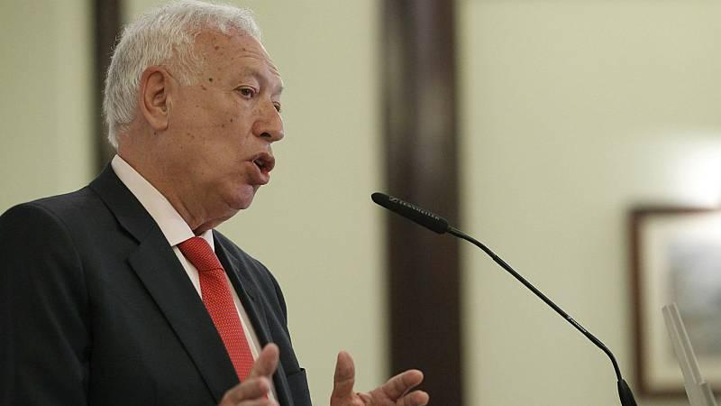 """24 horas - García-Margallo: """"Lo que gana ERC es el control de las instituciones catalanas para continuar en la hegemonía cultural"""" - Escuchar ahora"""