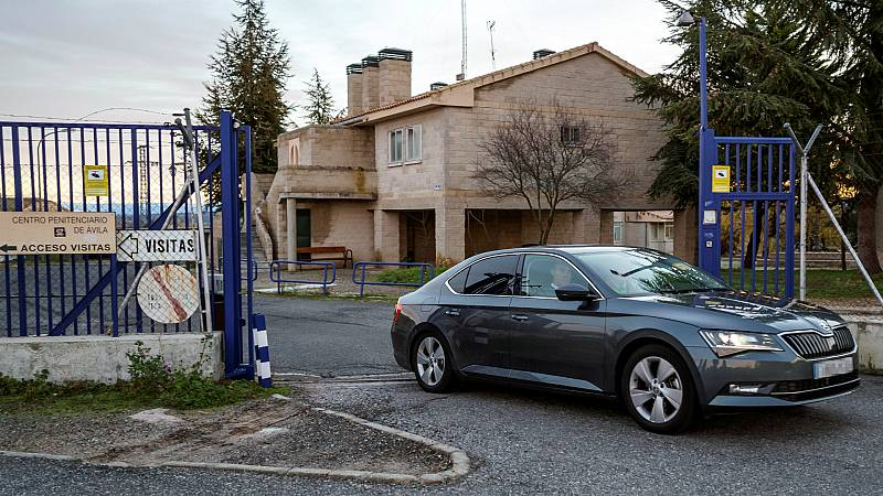 Boletines RNE - Urdangarin sale de la cárcel con un permiso de cuatro días