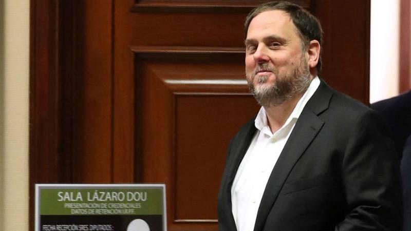 Boletines RNE - La defensa de Junqueras pide la nulidad de la sentencia del 'procés' - Escuchar ahora