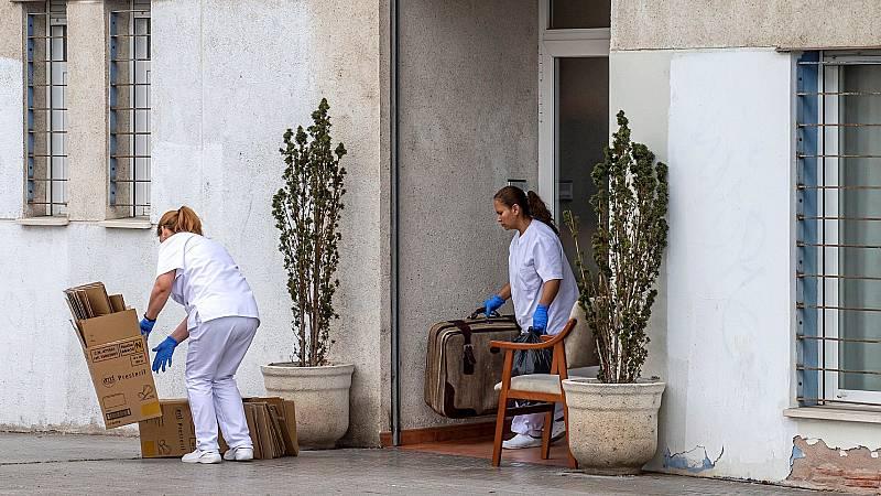 Boletines RNE - Detenidas dos mujeres en Vinarós por regentar una residencia de ancionos ilegal - Escuchar ahora