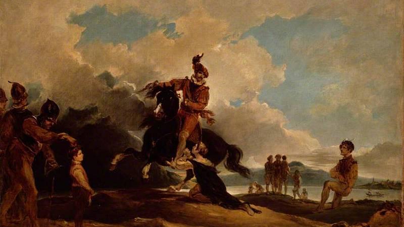 Cuaderno de notas - Obertura de Guillermo Tell. El adiós de Rossini - 30/12/19 - escuchar ahora