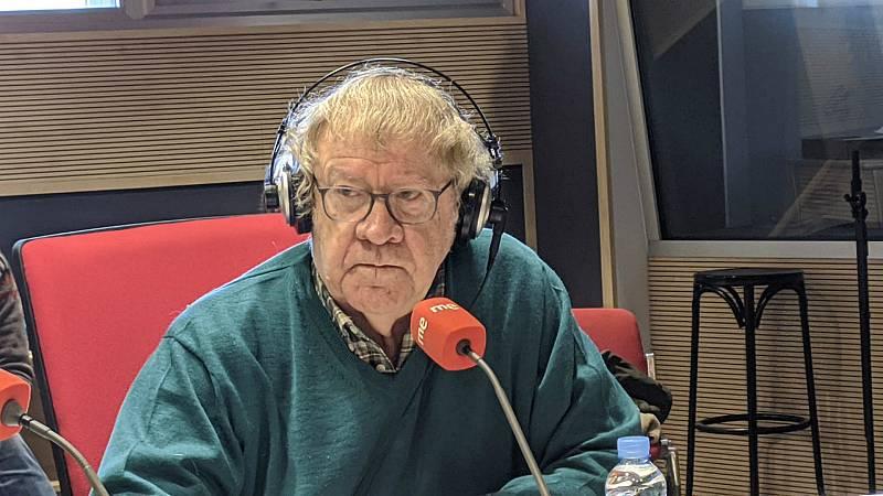 Las mañanas de RNE con Pepa Fernández - Ian Gibson - Escuchar ahora