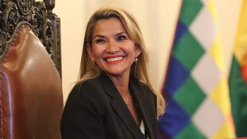 Boletines RNE - Bolivia expulsa a dos diplomáticos españoles y a la embajadora mexicana - Escuchar ahora