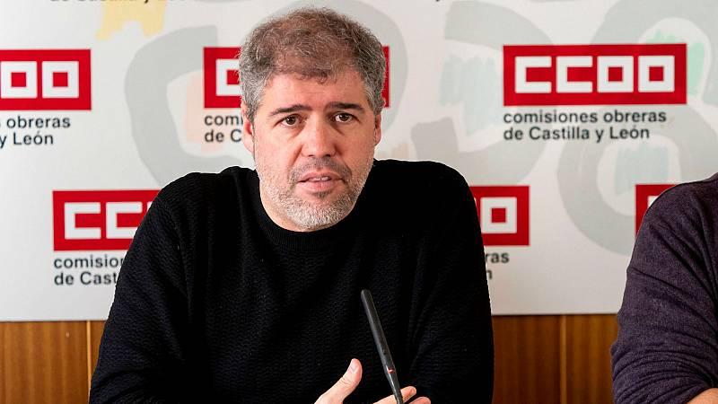 """Todo Noticias Tarde - Unai Sordo: """"El documento suena bien"""" - Escuchar ahora"""
