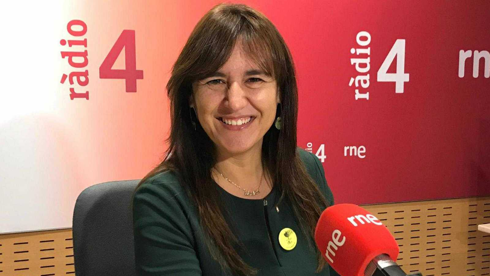 Las Mañanas de RNE con Íñigo Alfonso - Borràs (JxCat) asegura que la confianza entre Torra y Aragonès podría romperse por el acuerdo PSOE-ERC - Escuchar ahora