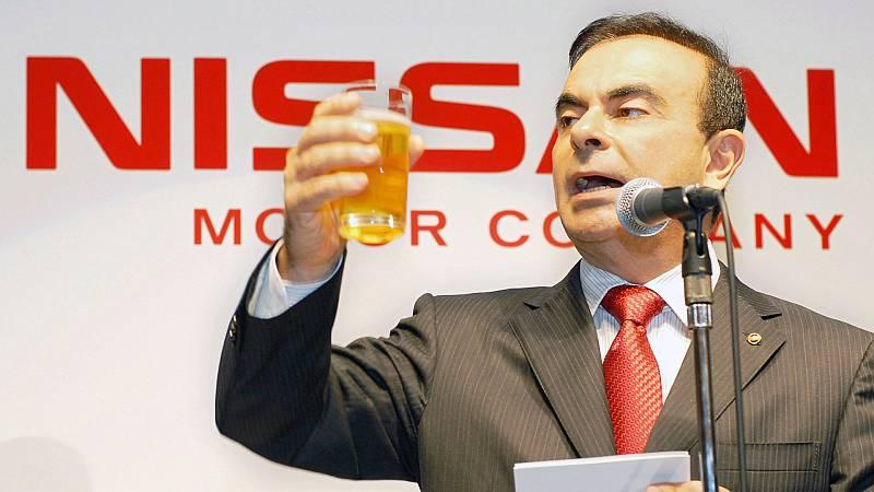24 horas - La insólita y rocambolesca fuga de Ghosn - Escuchar ahora