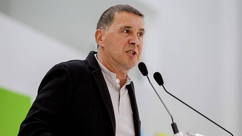 Boletines RNE -  EH Bildu facilitará el gobierno de Sánchez con su abstención - Escuchar ahora