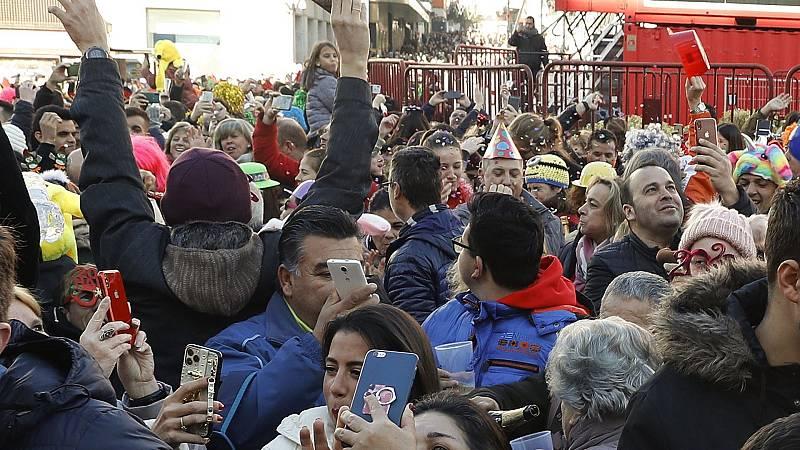 Nochevieja ilegal en Castellón - Escuchar ahora