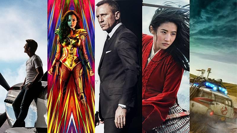 14 horas - Los estrenos cinematográficos más esperados de 2020 - Escuchar ahora