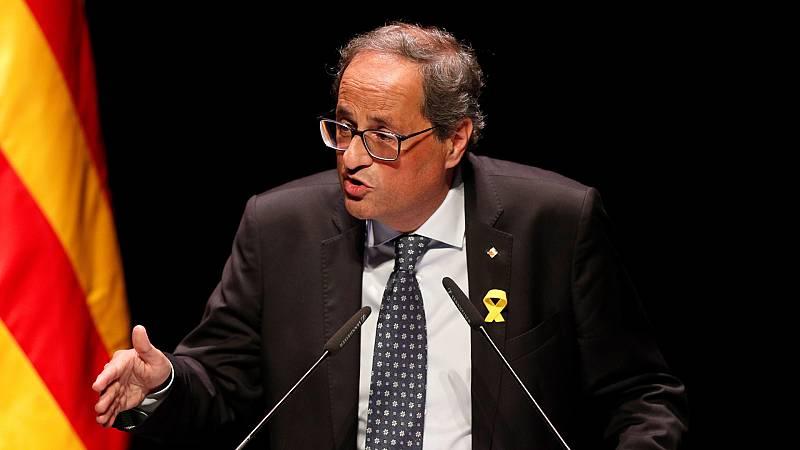Boletines RNE - La JEC inhabilita a Torra que perdería la presidencia de la Generalitat  - Escuchar ahora