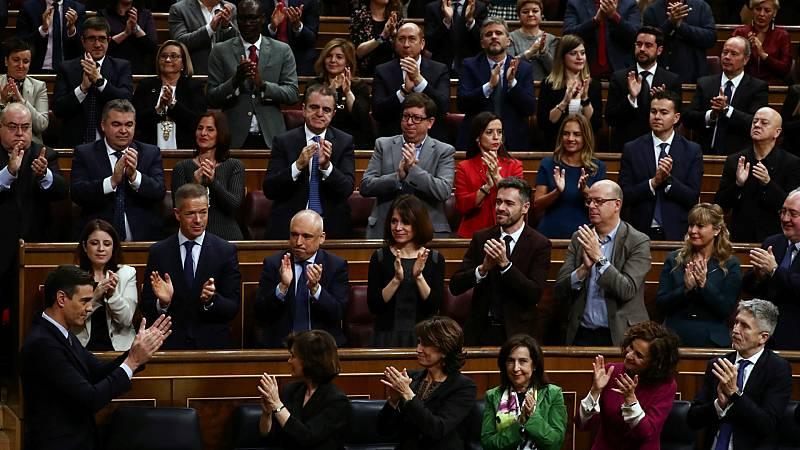 14 horas Fin De Semana - El PSOE trabaja para evitar sustos y 'tamayazos' en la votación del martes - Escuchar ahora