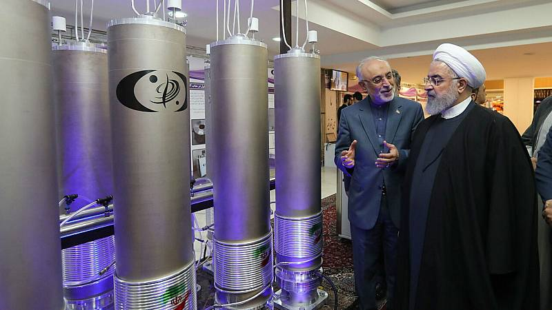 24 horas fin de semana - Irán anuncia que ya no cumplirá con los límites del acuerdo nuclear de 2015 - Escuchar ahora