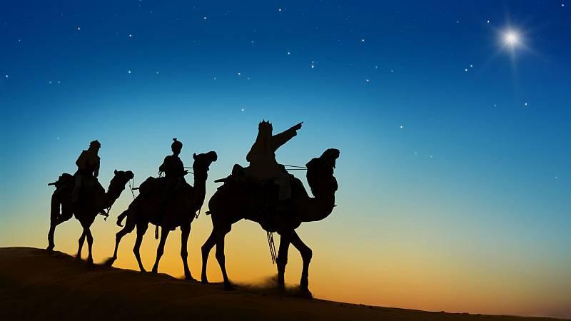 Boletines RNE - Los Reyes Magos llenan las casas de ilusión - Escuchar ahora