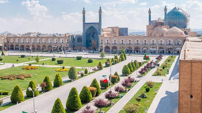 Las mañanas de RNE con Íñigo Alfonso - El patrimonio cultural iraní, ¿amenazado por Trump? - Escuchar ahora
