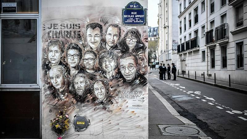 Las mañanas de RNE con Íñigo Alfonso - Cinco años del atentado contra la redacción del semanario satírico 'Charlie Hebdo' - Escuchar ahora
