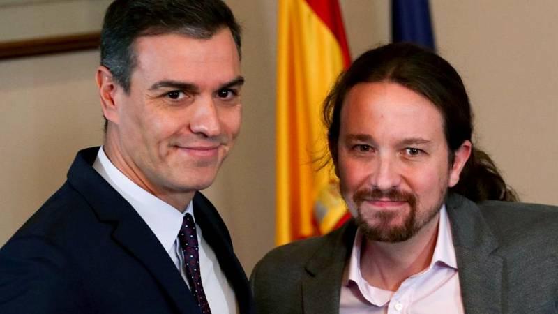 Las mañanas de RNE con Íñigo Alfonso - Así funcionan los gobiernos de coalición - Escuchar ahora
