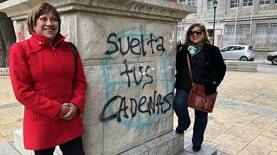 Cinco continentes - El grito de las mujeres chilenas contra la desigualdad - Escuchar ahora
