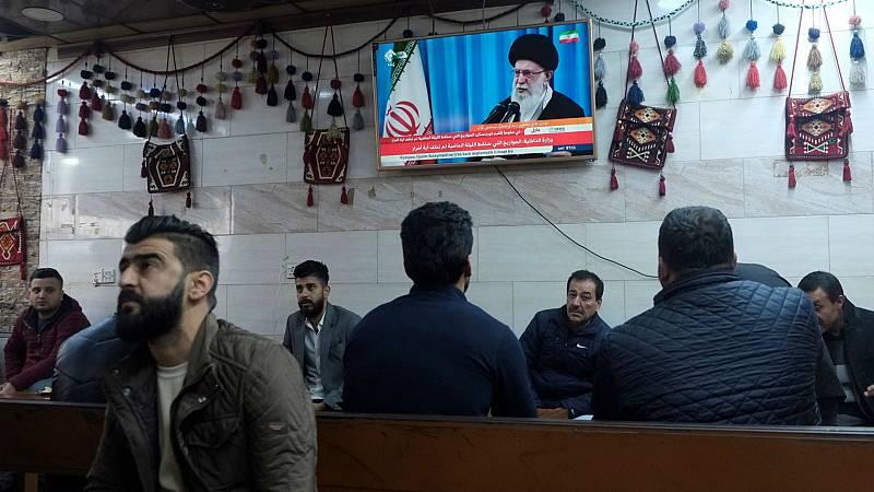 """14 horas - Jesús Núñez: """"La estrategia de Washington es de máxima presión a Irán"""" - Escuchar ahora"""