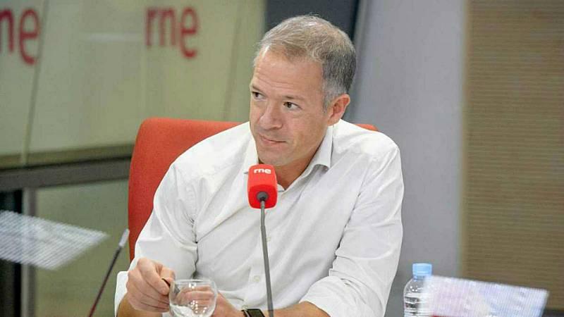 """24 horas - Ander Gil: """"Tomarse unos días signfiica también poner en marcha rápido el Gobierno"""" - Escuchar ahora"""