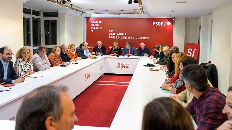 24 horas - El PSOE de Cantabria mantiene el pacto de gobierno con el PRC - Escuchar ahora