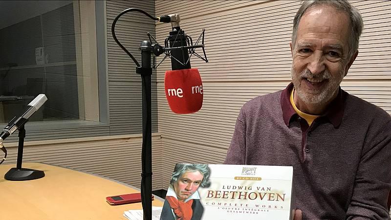 Entre dos luces - Beethoven 250 - 09/01/20 - escuchar ahora