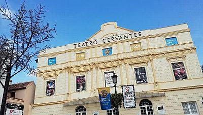 Las cuñas de RNE - 37 Festival de Teatro de Málaga y los 150 años del Cervantes - 08/01/20 - Escuchar ahora