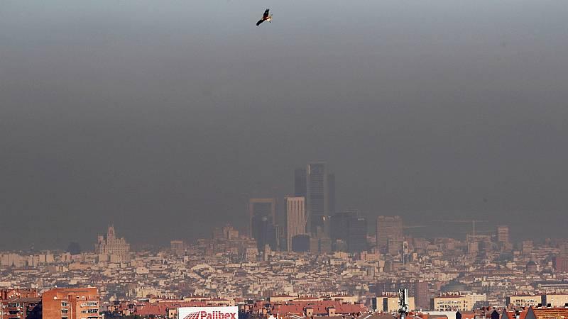 """14 horas - El """"efecto Almeida"""": los ecologistas denuncian la pérdida de eficacia de Madrid Central - Escuchar ahora"""
