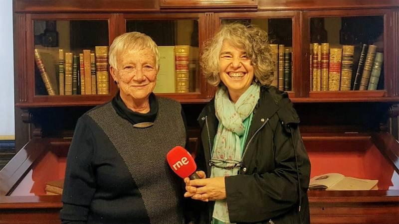 Un idioma sin fronteras - Pasión por las palabras: Paz Battaner, académica - 11/01/20 - escuchar ahora