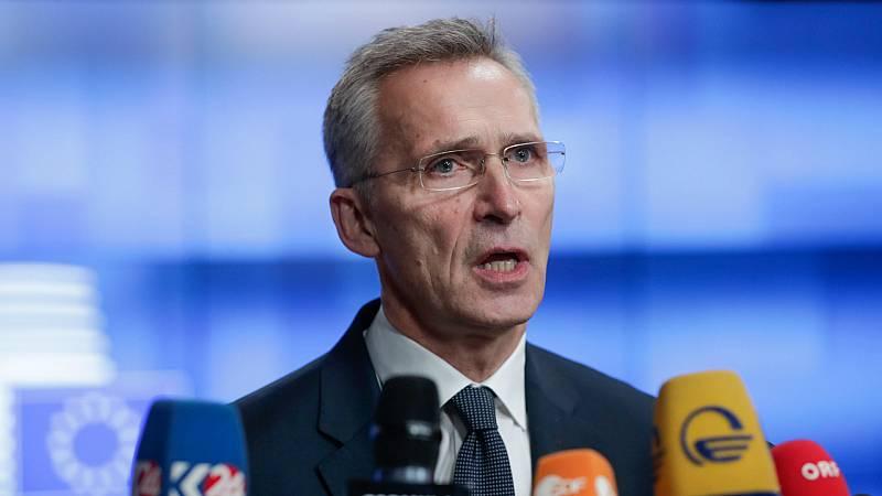 Boletines RNE - La OTAN avala que el avión ucraniano pudo ser derribado por los sistemas de defensa aérea de Irán - Escuchar ahora