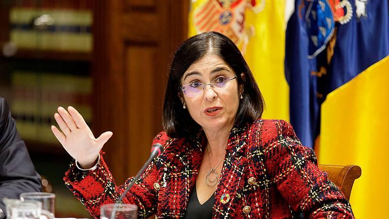 14 horas fin de semana - Carolina Darias, nueva ministra de Política Territorial - Escuchar ahora
