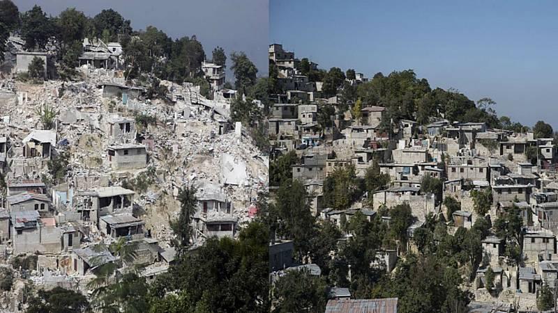 24 horas fin de semana - La crisis olvidada en Haití diez años después del terremoto - Escuchar ahora