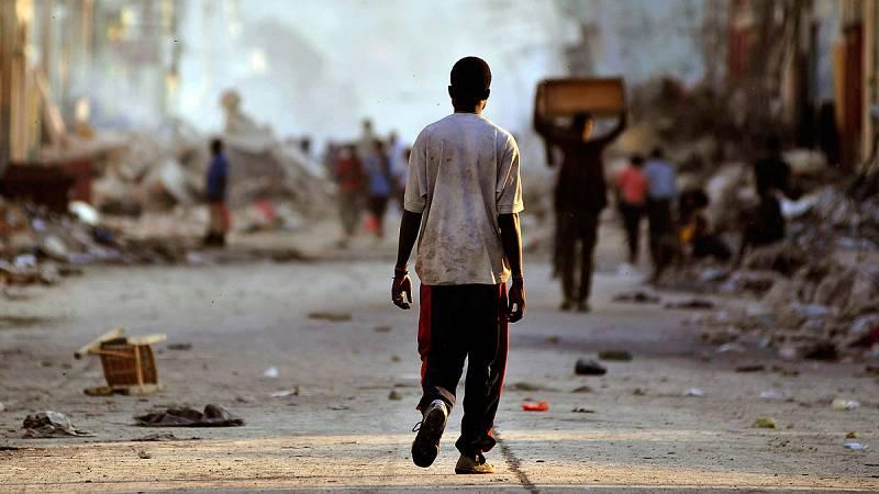 Haití, hace diez años: un paisaje de desolación