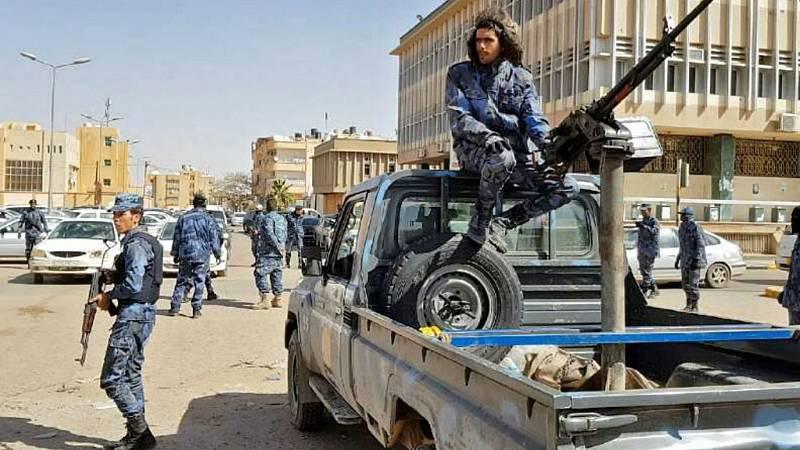 24 horas fin de semana - En Libia el Gobierno de Unión Nacional se suma al cese de la violencia - Escuchar ahora