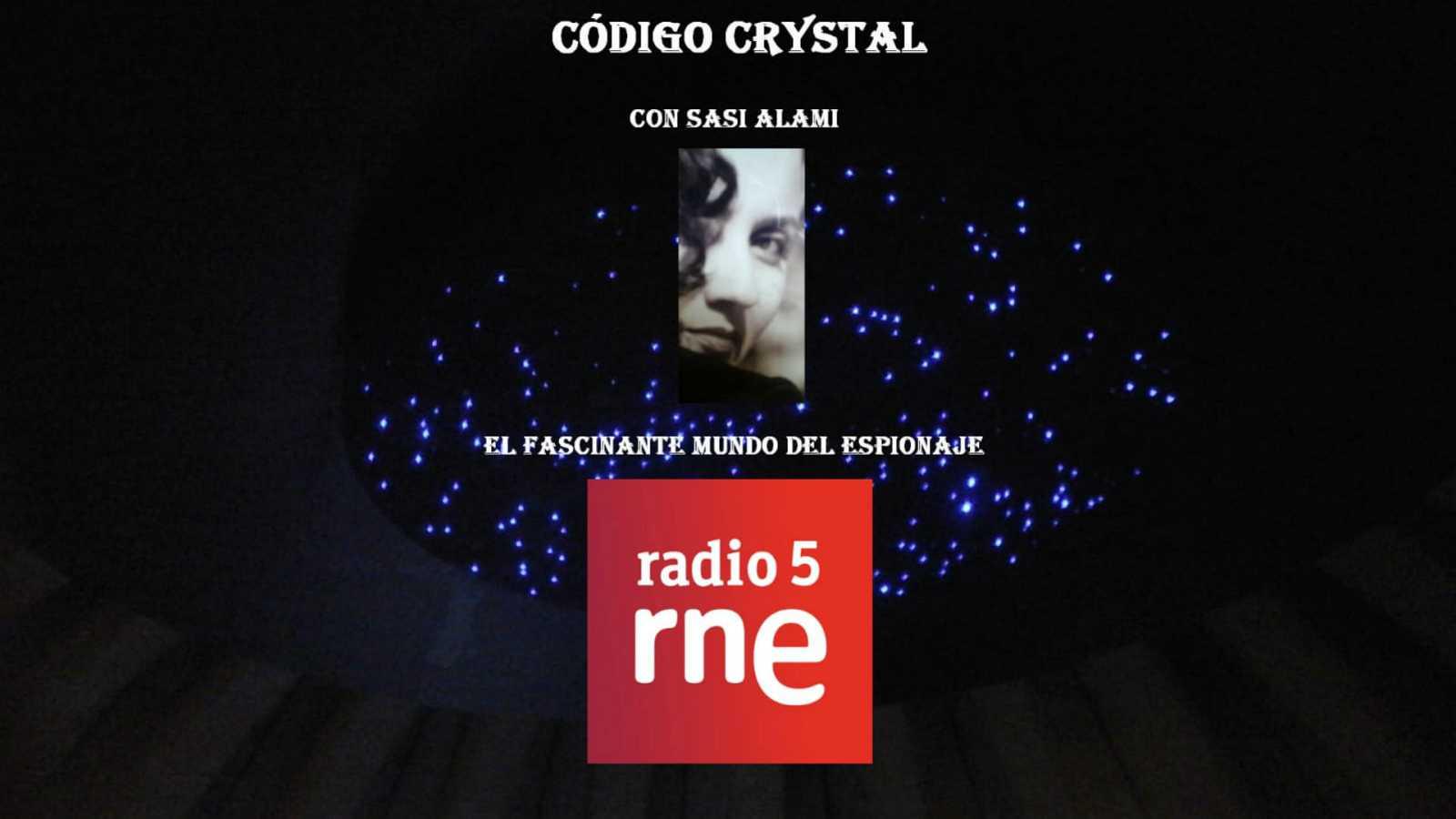 Código Crystal - 'Análisis del oficial Sharzad y espionaje 4RI' - 11/01/20 - escuchar ahora
