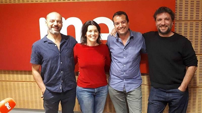 La sala - Careo: Laia Marull, Óscar Zafra y Javier Hernández Simón - 13/01/20 - Escuchar ahora