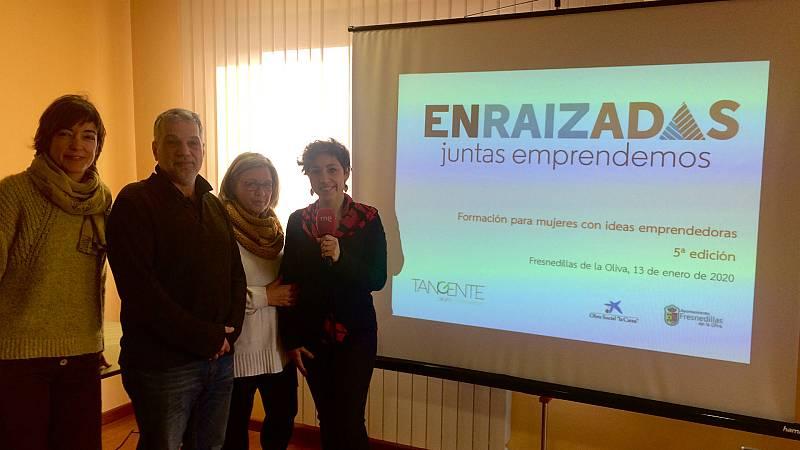 Todo Noticias - Enraizadas: formación para mujeres emprendedoras en el medio rural - Escuchar ahora