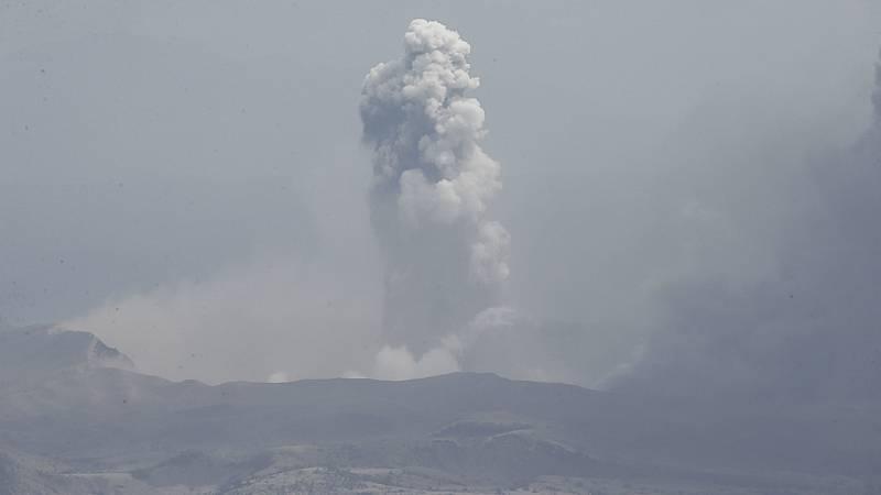 14 horas - La erupción del volcán Taal deja más de 24.000 evacuados en Filipinas - Escuchar ahora