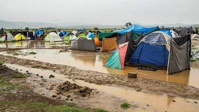 En primera persona - Se recrudece la tragedia en los campos de refugiados en Grecia - 13/01/20 - Escuchar ahora