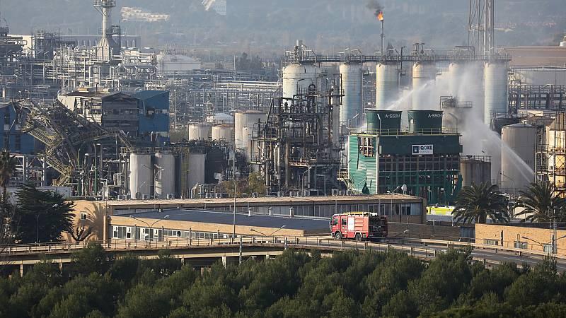24 horas - Tres fallecidos tras la explosión en una petroquímica en Tarragona - Escuchar ahora
